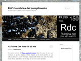 Anteprima rubricadelcomplimento.wordpress.com