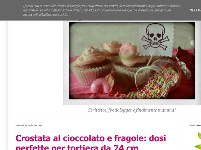 Anteprima pessimacuoca.blogspot.com