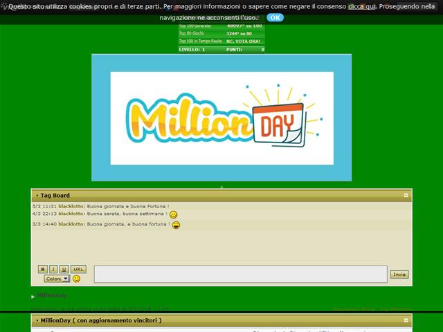 Anteprima millionday.forumfree.it