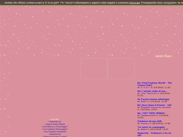 Anteprima disneyfamily.forumfree.it