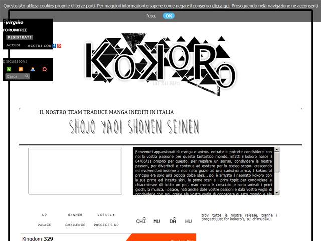 Anteprima kokoro.forumfree.it