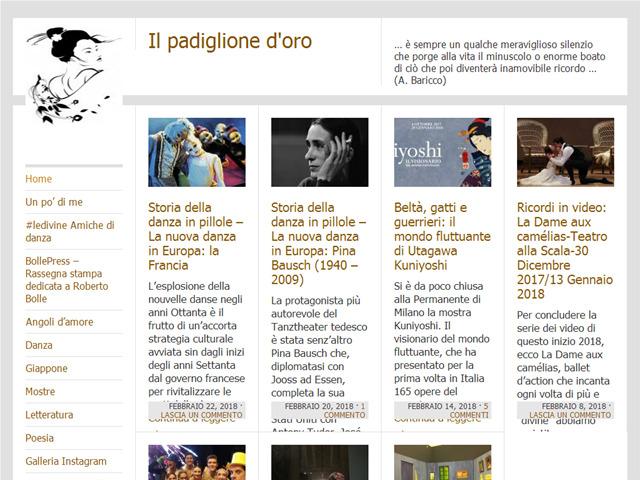 Anteprima ilpadiglionedoro.wordpress.com