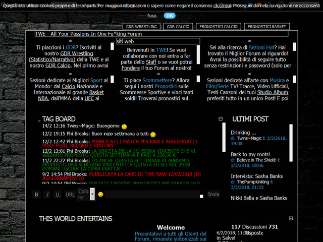 Anteprima twe.forumcommunity.net
