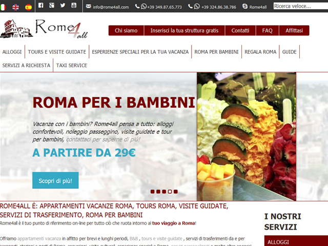Anteprima www.rome4all.com