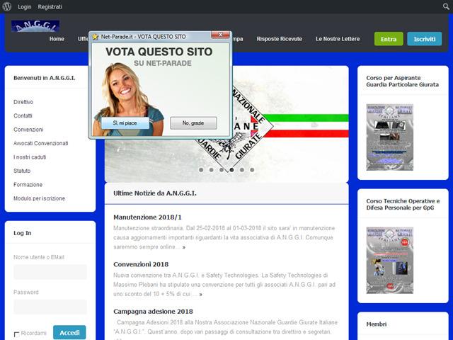 Anteprima www.guardiegiurateitaliane.it