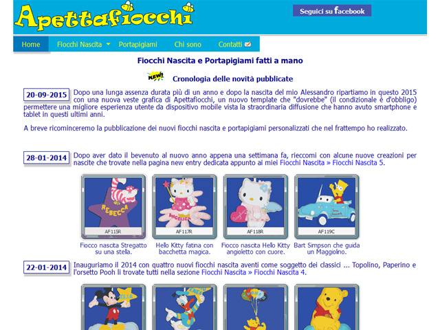 Anteprima fiocchinascita.altervista.org