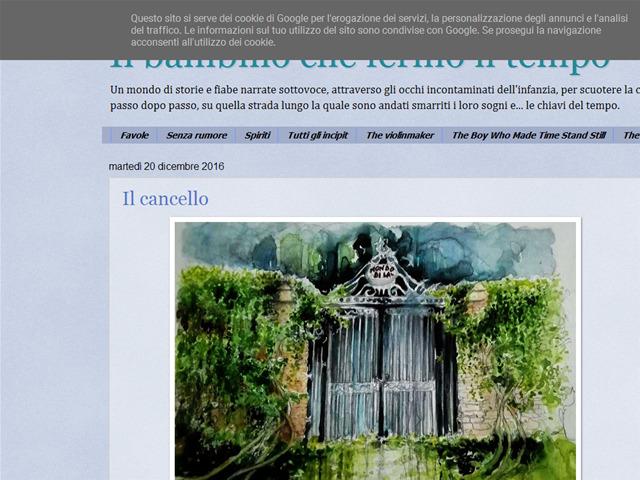 Anteprima claudiamancino.blogspot.it