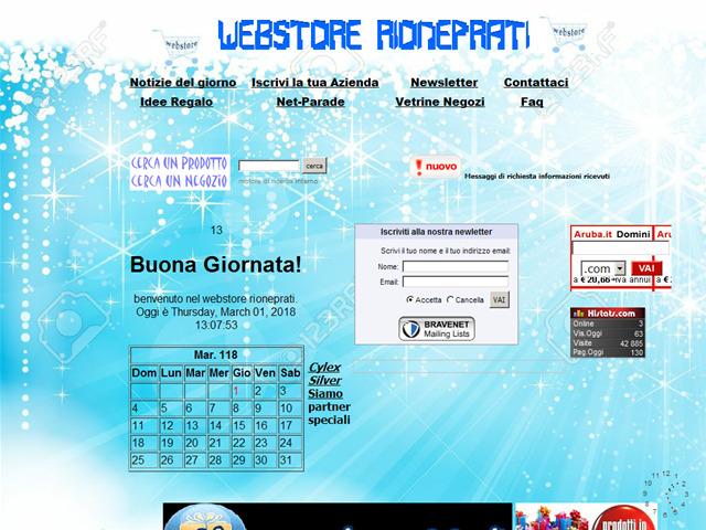 Anteprima shoppingrioneprati.altervista.org
