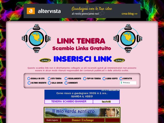 Anteprima tenera.altervista.org/links/menu-links.htm