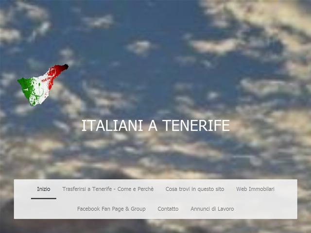 Anteprima italianiatenerife.jimdo.com