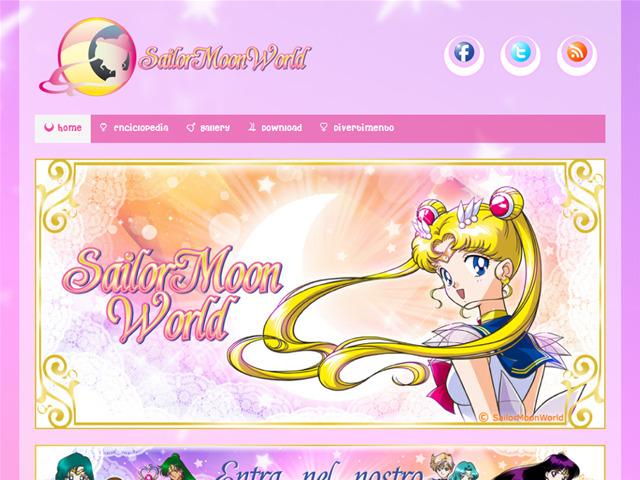 Anteprima sailormoonworld.it