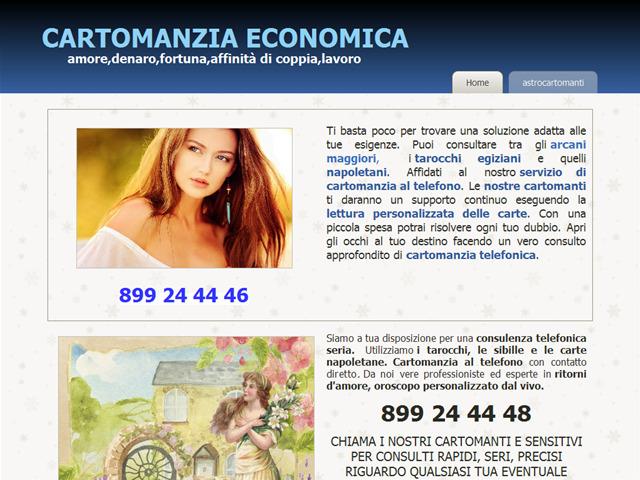 Anteprima www.speciale.cartomanti.be
