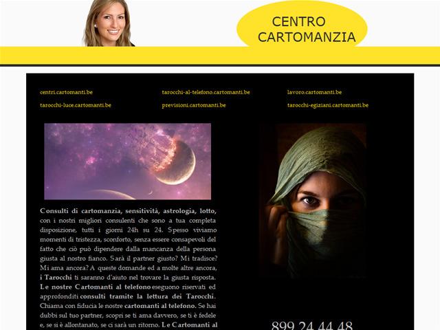 Anteprima www.consulto-amore.lacartomanzia.be