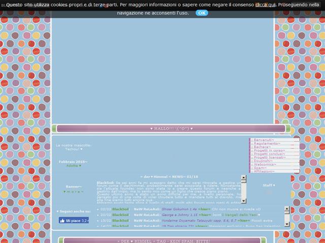 Anteprima der.himmel.blogfree.net