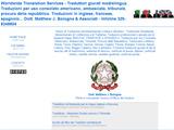 Anteprima www.traduzionitalia.it