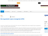 Anteprima www.gpro-strategy.net