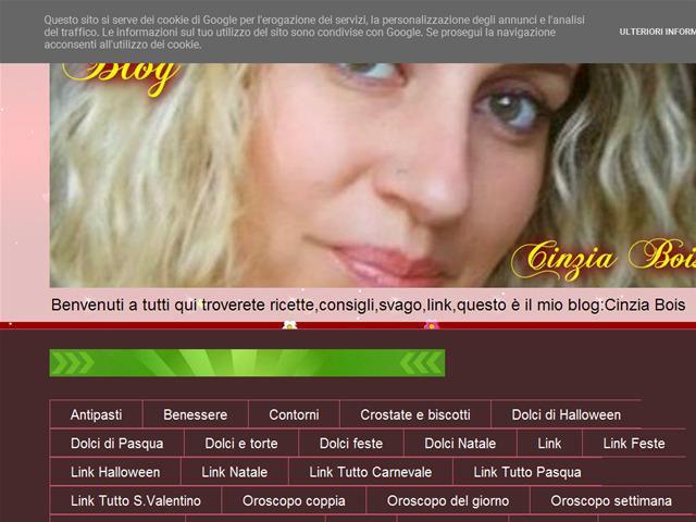 Anteprima blogi4cinzia1bois1.blogspot.it
