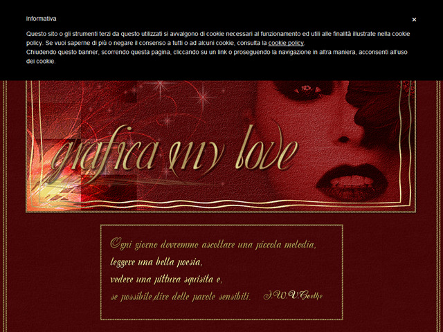 Anteprima graficamylove.altervista.org