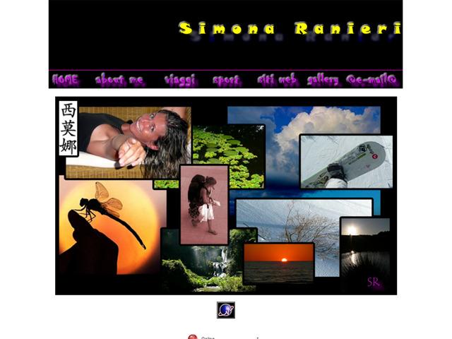 Anteprima www.simonaranieri.com