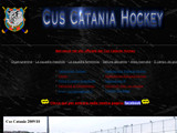Anteprima www.cuscataniahockey.it