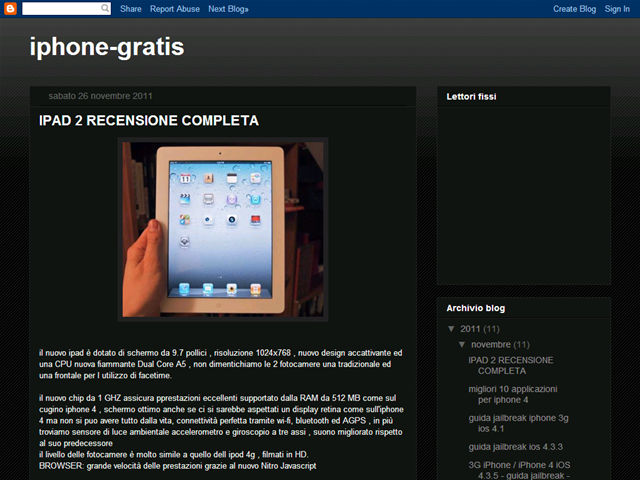 Anteprima iphone-gratis7.blogspot.com