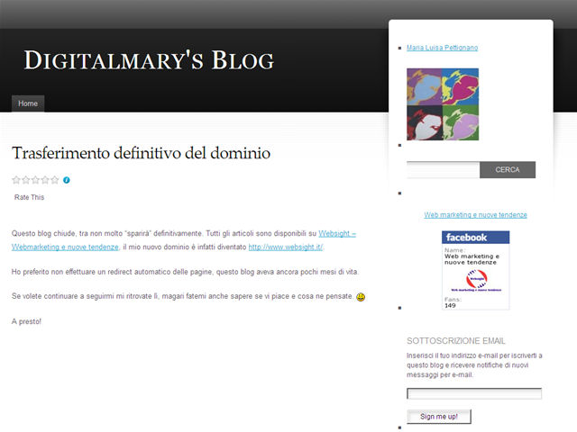 Anteprima digitalmary.wordpress.com