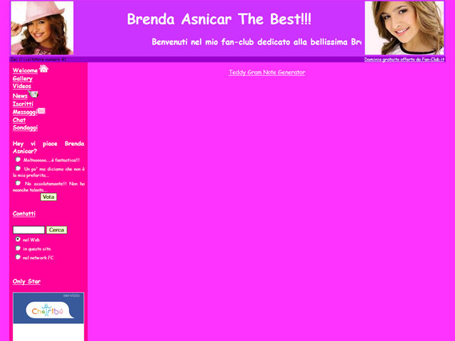 Anteprima we-love-brenda-asnicar.fan-club.it