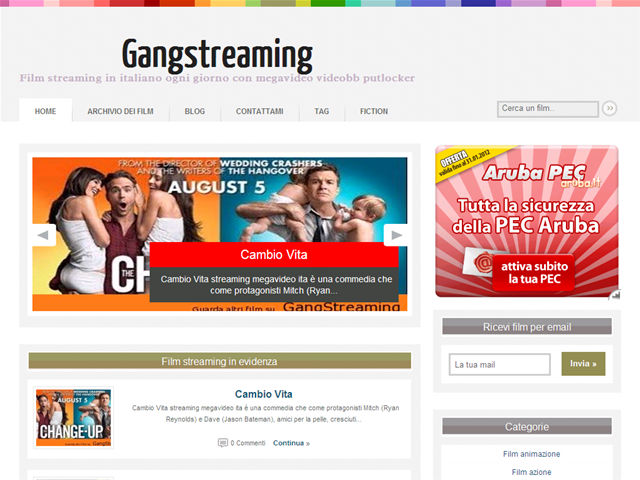 Anteprima gangstreaming.altervista.org
