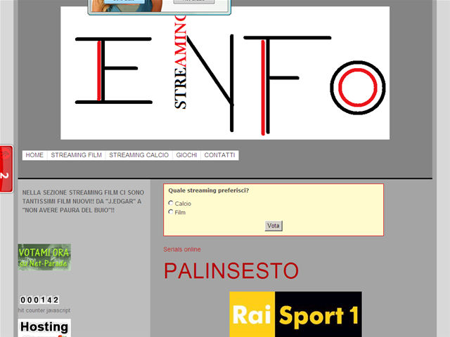Anteprima www.enfostreaming.altervista.org