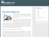 Anteprima www.apogeo.org