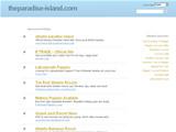 Anteprima www.theparadise-island.com