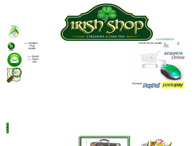 Anteprima www.irishshop.it