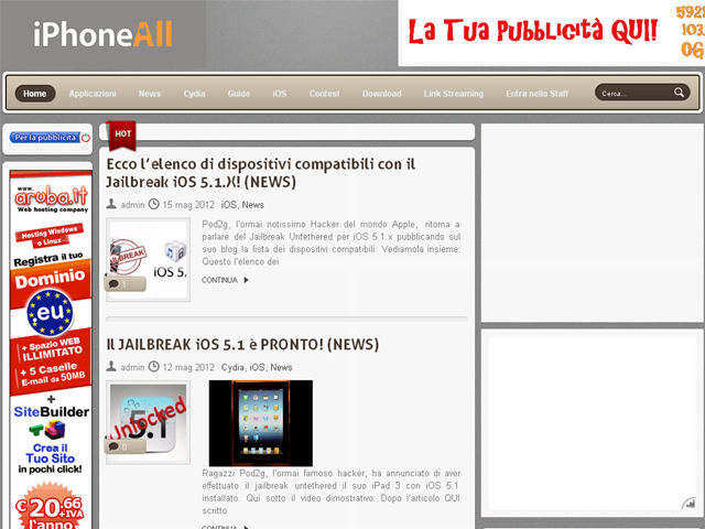 Anteprima www.iphoneall.it