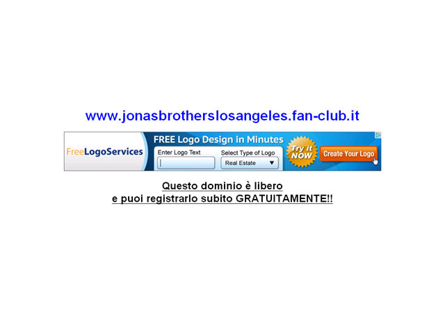 Anteprima www.jonasbrotherslosangeles.fan-club.it