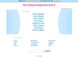 Anteprima www.nicolalegrottagliefanclub.it