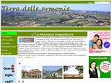 Anteprima www.terradellearmonie.it