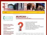Anteprima www.mursansrl.it