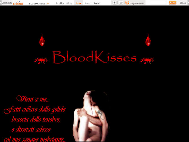 Anteprima digilander.libero.it/bloodkisses