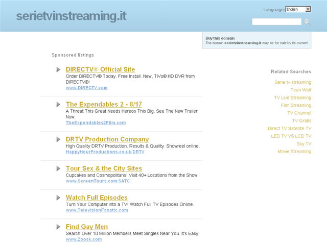 Anteprima www.serietvinstreaming.it
