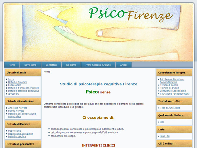 Anteprima www.psi-firenze.it