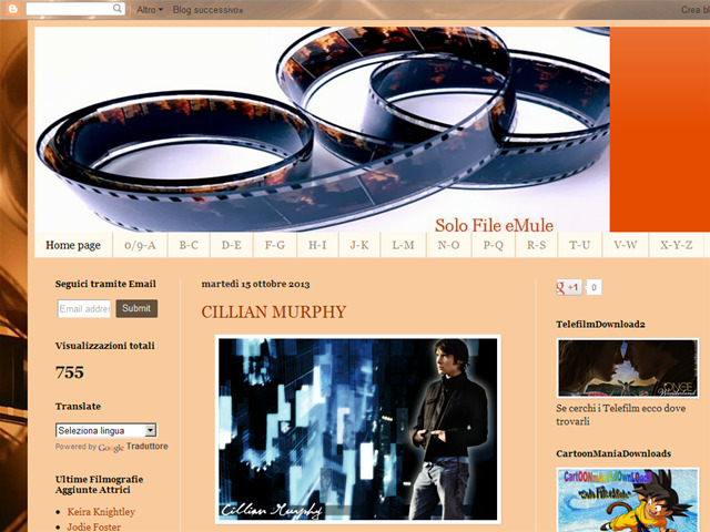 Anteprima filmografiecollection.blogspot.ch