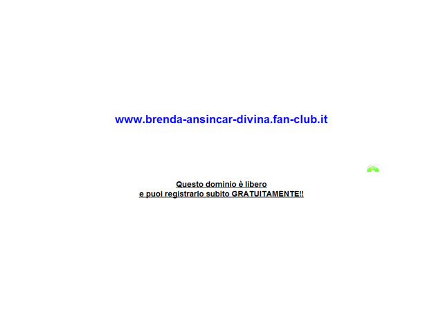 Anteprima www.brenda-ansincar-divina.fan-club.it