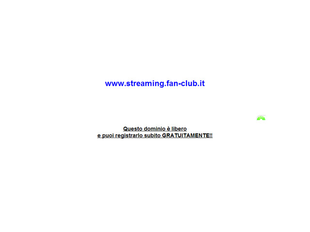 Anteprima streaming.fan-club.it/new_chat_p1439897.html