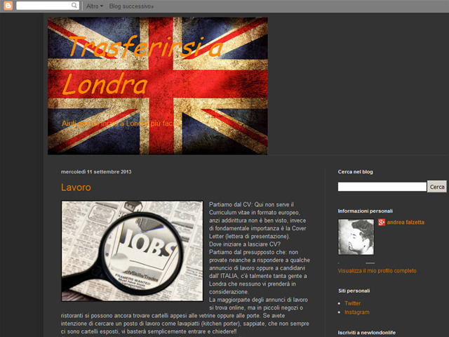 Anteprima londonnewlife.blogspot.it