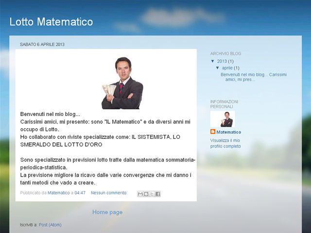 Anteprima lotto-matematico.blogspot.it