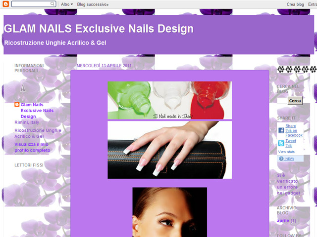 Anteprima glam-nails-exclusive-nails-design.blogspot.com