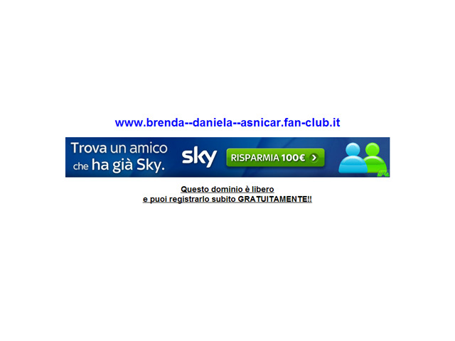 Anteprima www.brenda--daniela--asnicar.fan-club.it