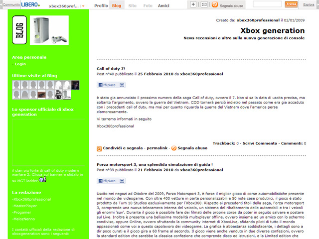 Anteprima blog.libero.it/xboxgeneration