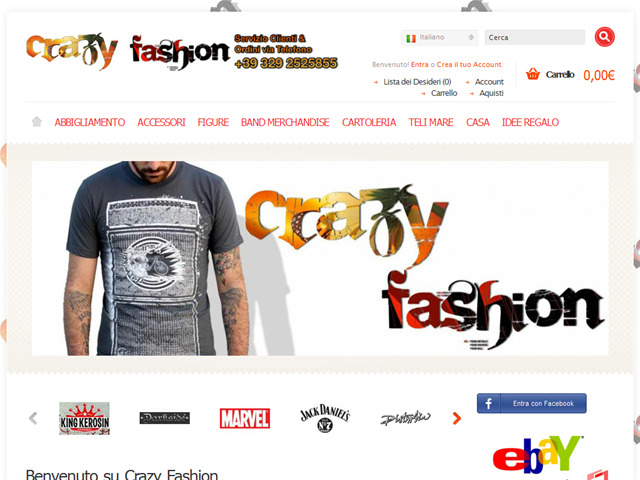Anteprima www.crazyfashion.it