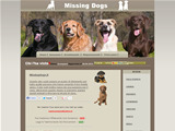Anteprima www.missingdogs.it